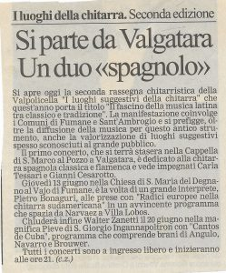 """""""L'Arena"""" 4 giugno 2002"""
