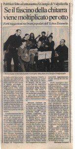 """L'Arena"" 26 aprile 2000"