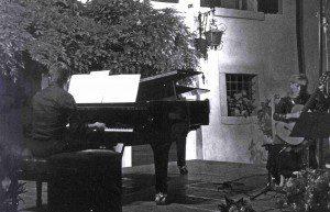 Chitarra Carla Tesari Pianoforte Davide Zagoli Musica in Villa - Valpolicella 11 luglio 2008